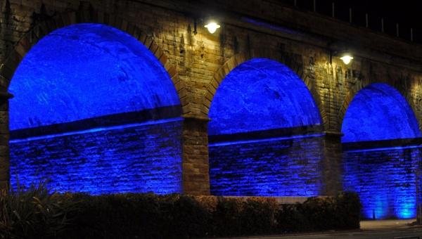 Blue Viaduct by Bickeringbush