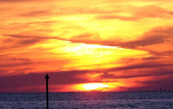 Firey Sky by JDW1010