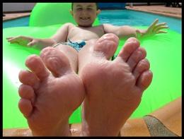 Wrinkle-toes!