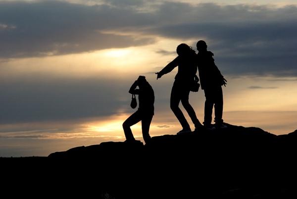 Fun on the Rocks by Mwande