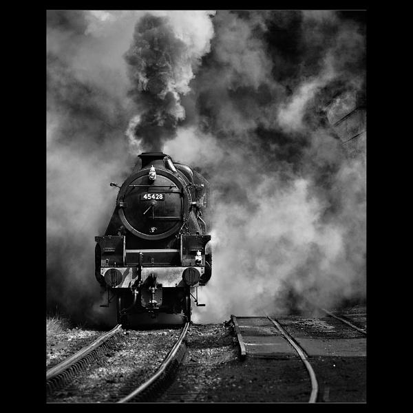 Full Steam Ahead by Nick_w