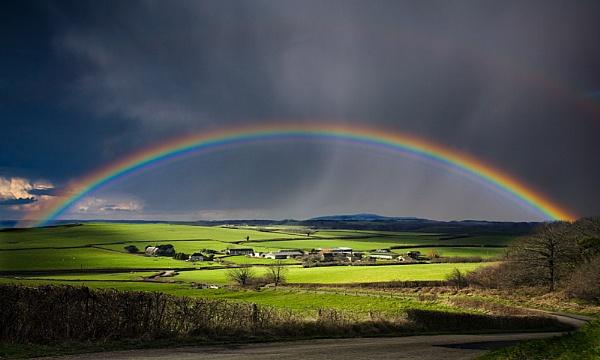 North Poorton Rainbow by Kris_Dutson