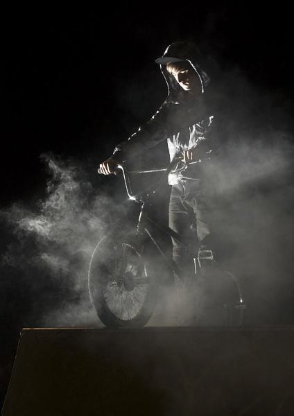 BMX in spirit by TheFotoGraffer