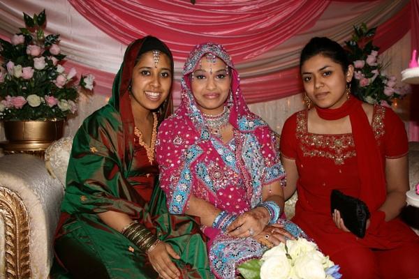 Asian Wedding Reception by budapestbill