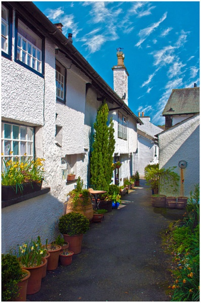Hawkshead Cottages by videotec