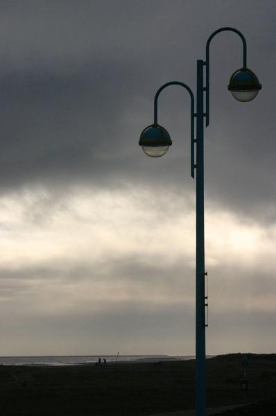 Skegness Lights by rambler