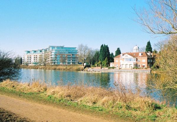 Riverside View by Hurstbourne