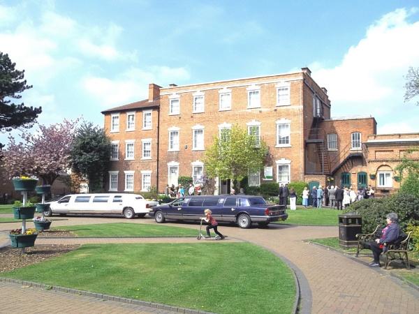Bridgford Hall by Hurstbourne