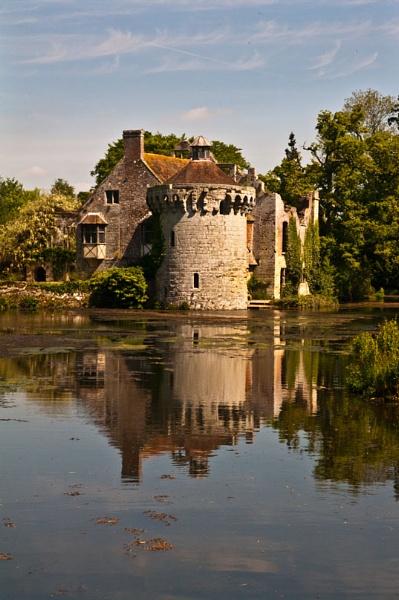 Romantic Castle by ChasD