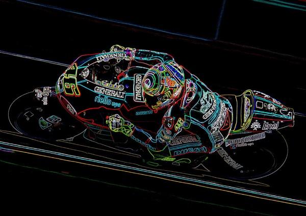 Art of moto gp by mdoubleya