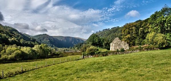 Irish Stonehouse by Roadracoon