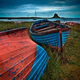 Interlocking boats