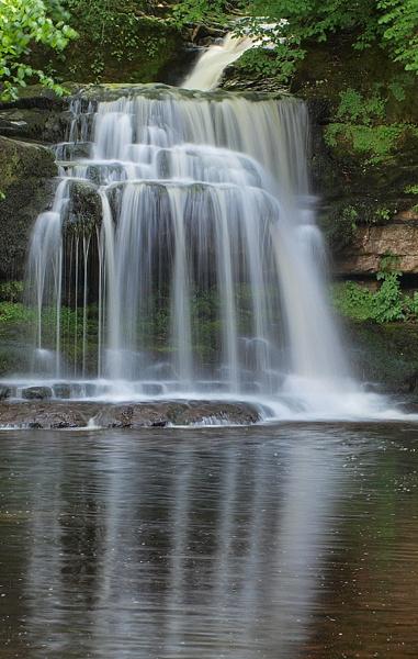 Cauldron Falls West Burton by Rich3344