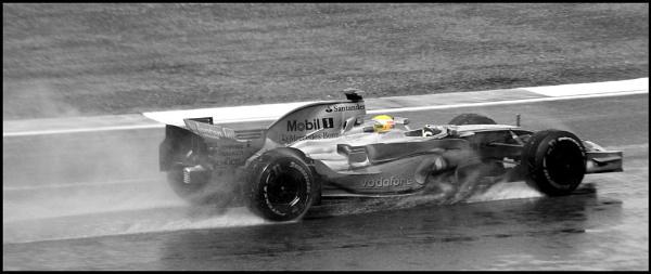 Hamilton On A Rainy Day by JLM1981