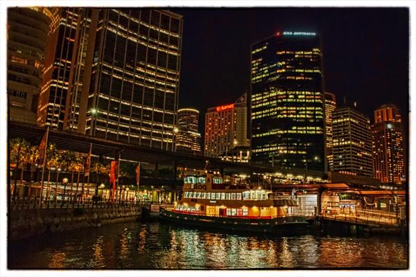 Sydney Harbor by gajewski