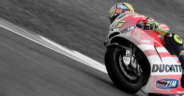 Valentino Rossi by gregbarker