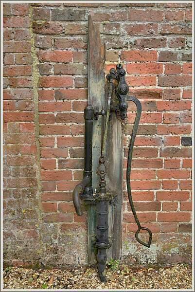 Garden pump by JPatrickM