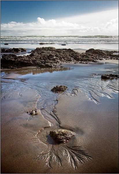Fractal Sand by kalseru