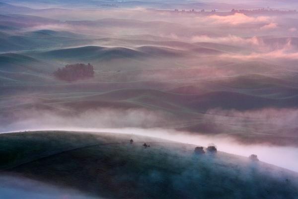 Palouse sunrise by Les_G