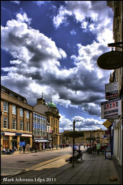 The Drapery, Northampton by PhotoMorph