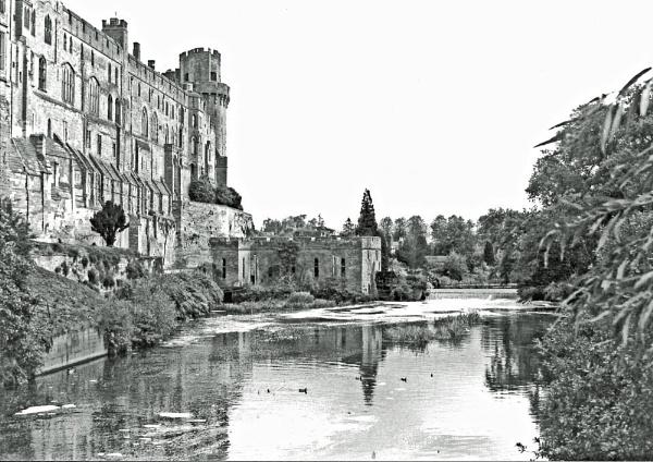 Warwick Castle by Hurstbourne