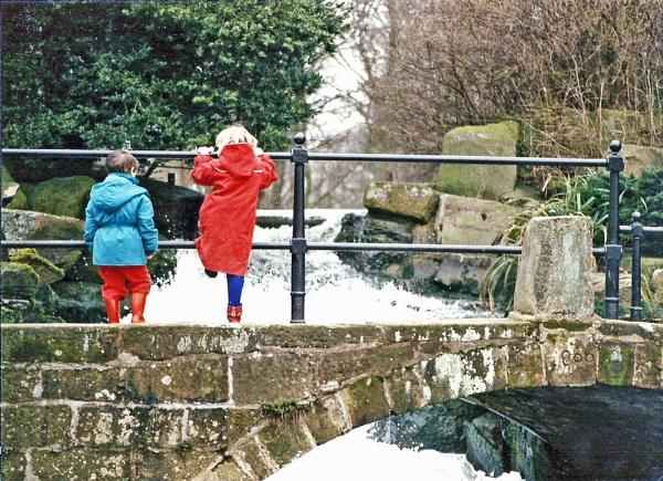 Water Under The Bridge by Hurstbourne