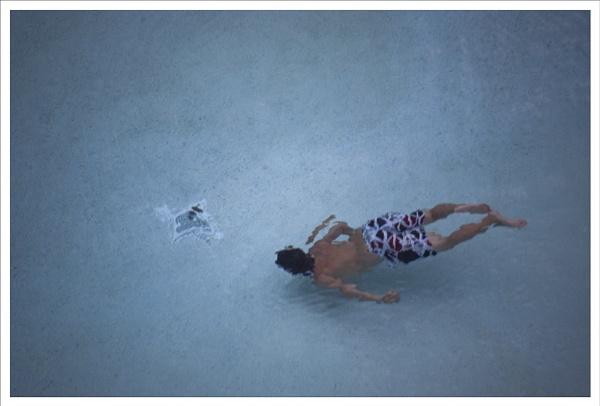 Swim. by rontear