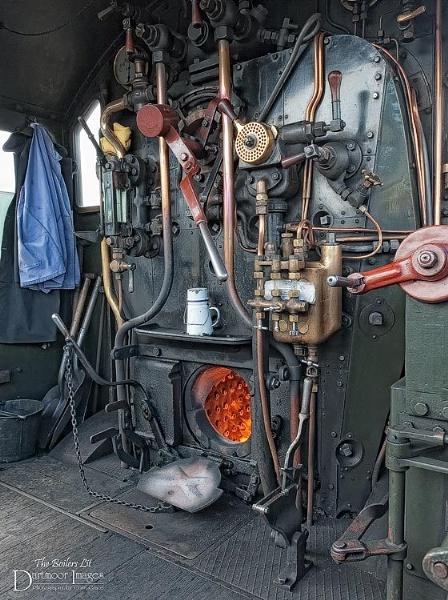 The Boilers Lit by elkiebrooks