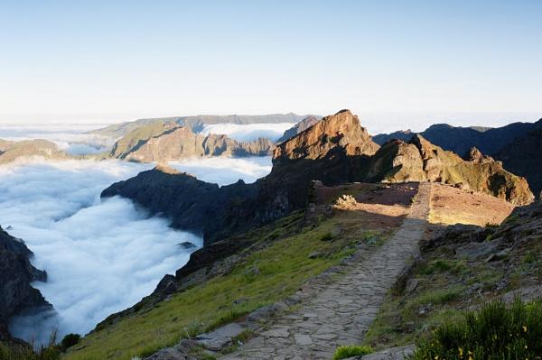 Pico De Areira, Madeira by Esge