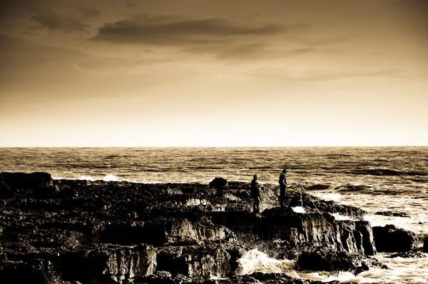 Sker Fisherman by ASM9633