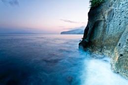 Sorrento Cliffs at Dawn