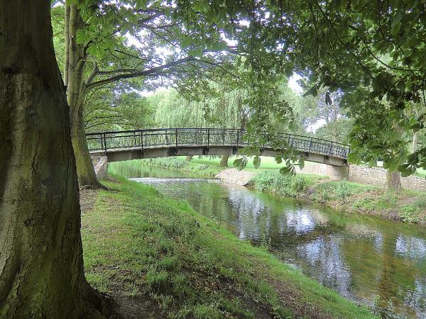 Bridge over River Idle. by Gypsyman