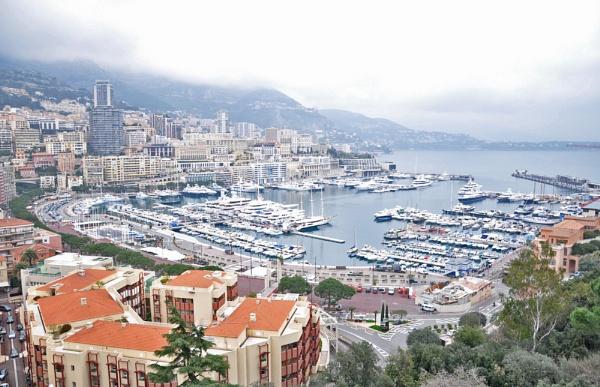 Monaco by Dilys