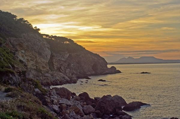 Spanish sunset by Kilmas