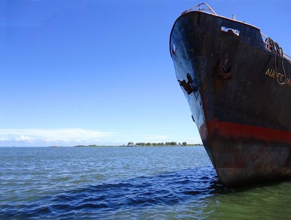 The Ship by lobski