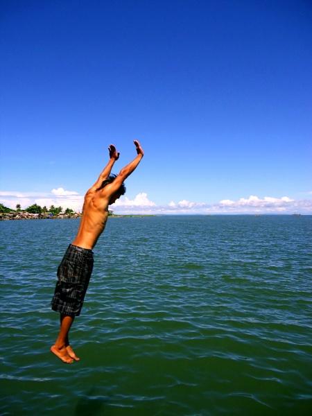 Jump for Life by lobski