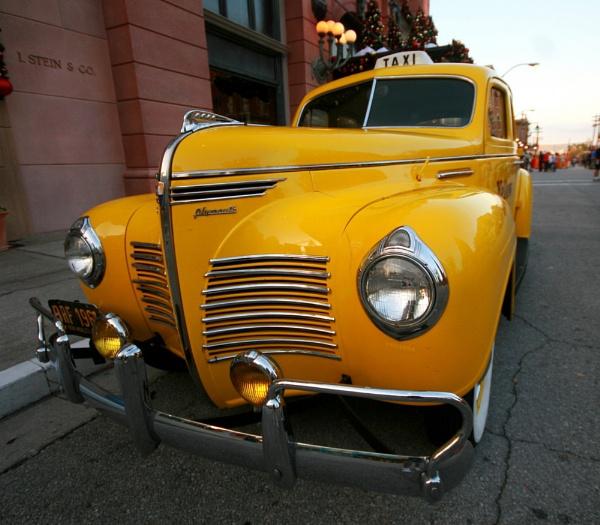 Cab by baileysmith