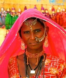 Woman of Rajasthan