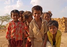 Children of Rajasthan