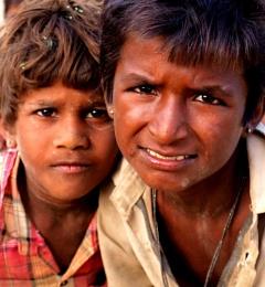 Children of Rasjasthan