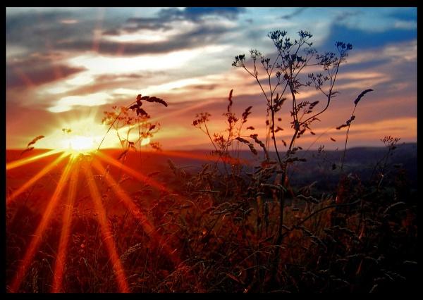 Stannington Sunset by JealouslyBlue