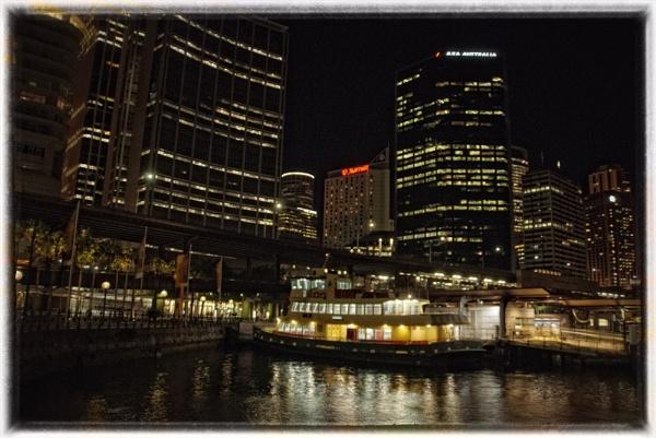Sydney Harbor 2 by gajewski
