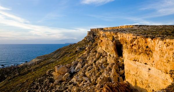 The Cliffs by ecassar