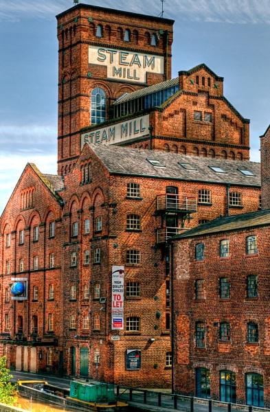 Chester Steam Mill by hollkj