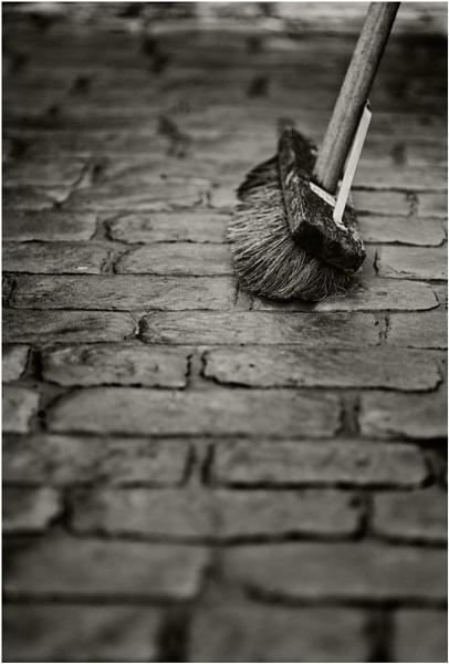 Yard Broom by wyatturp
