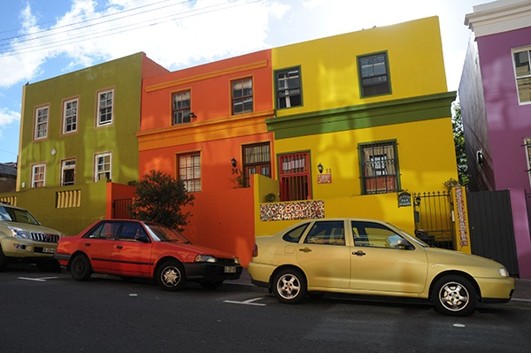 Cape Town Colours by ianhooker