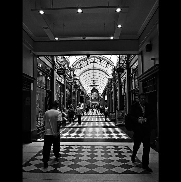 arcade by awjay
