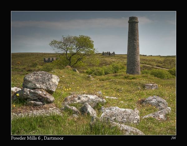 Powder Mill 6 , Dartmoor by jer
