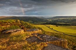 Baslow Edge Derbyshire