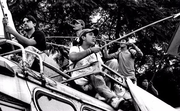 Boys on a Bus by jonathanbp